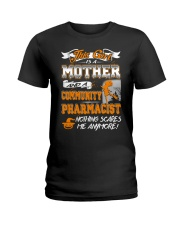Community Pharmacist Mother 2018 Halloween Costume Ladies T-Shirt thumbnail