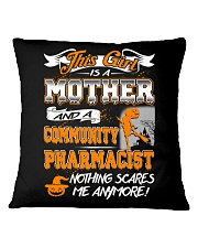 Community Pharmacist Mother 2018 Halloween Costume Square Pillowcase thumbnail