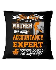 Accountancy Expert Mother 2018 Halloween Costume Square Pillowcase thumbnail