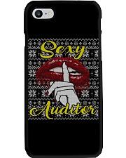 SEXY AUDITOR UGLY CHRISTMAS SWEATER AUDITOR XMAS Phone Case thumbnail