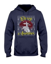 SEXY AUDITOR UGLY CHRISTMAS SWEATER AUDITOR XMAS Hooded Sweatshirt thumbnail