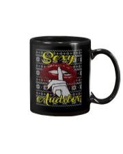 SEXY AUDITOR UGLY CHRISTMAS SWEATER AUDITOR XMAS Mug thumbnail