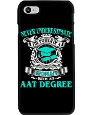 AAT DEGREE BEST GRADUATION Phone Case thumbnail
