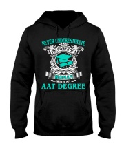 AAT DEGREE BEST GRADUATION Hooded Sweatshirt thumbnail
