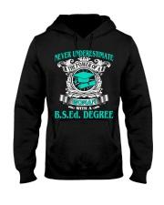 BSEd DEGREE 2018 GRADUATION Hooded Sweatshirt thumbnail