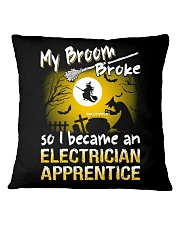 Electrician Apprentice 2018 Halloween Costumes Square Pillowcase thumbnail