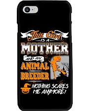 ANIMAL BREEDER Mother 2018 Halloween Costume Phone Case thumbnail