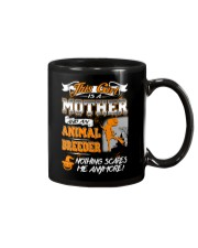 ANIMAL BREEDER Mother 2018 Halloween Costume Mug thumbnail