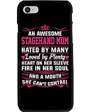 AWESOME STAGEHAND MOM Phone Case thumbnail
