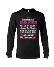 AWESOME STAGEHAND MOM Long Sleeve Tee thumbnail