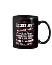 AWESOME CRICKET AUNT Mug thumbnail
