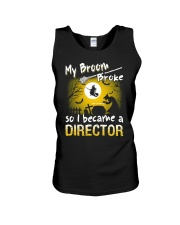 Director 2018 Halloween Costumes Unisex Tank thumbnail