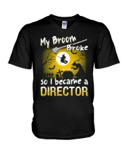 Director 2018 Halloween Costumes V-Neck T-Shirt thumbnail