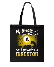 Director 2018 Halloween Costumes Tote Bag thumbnail