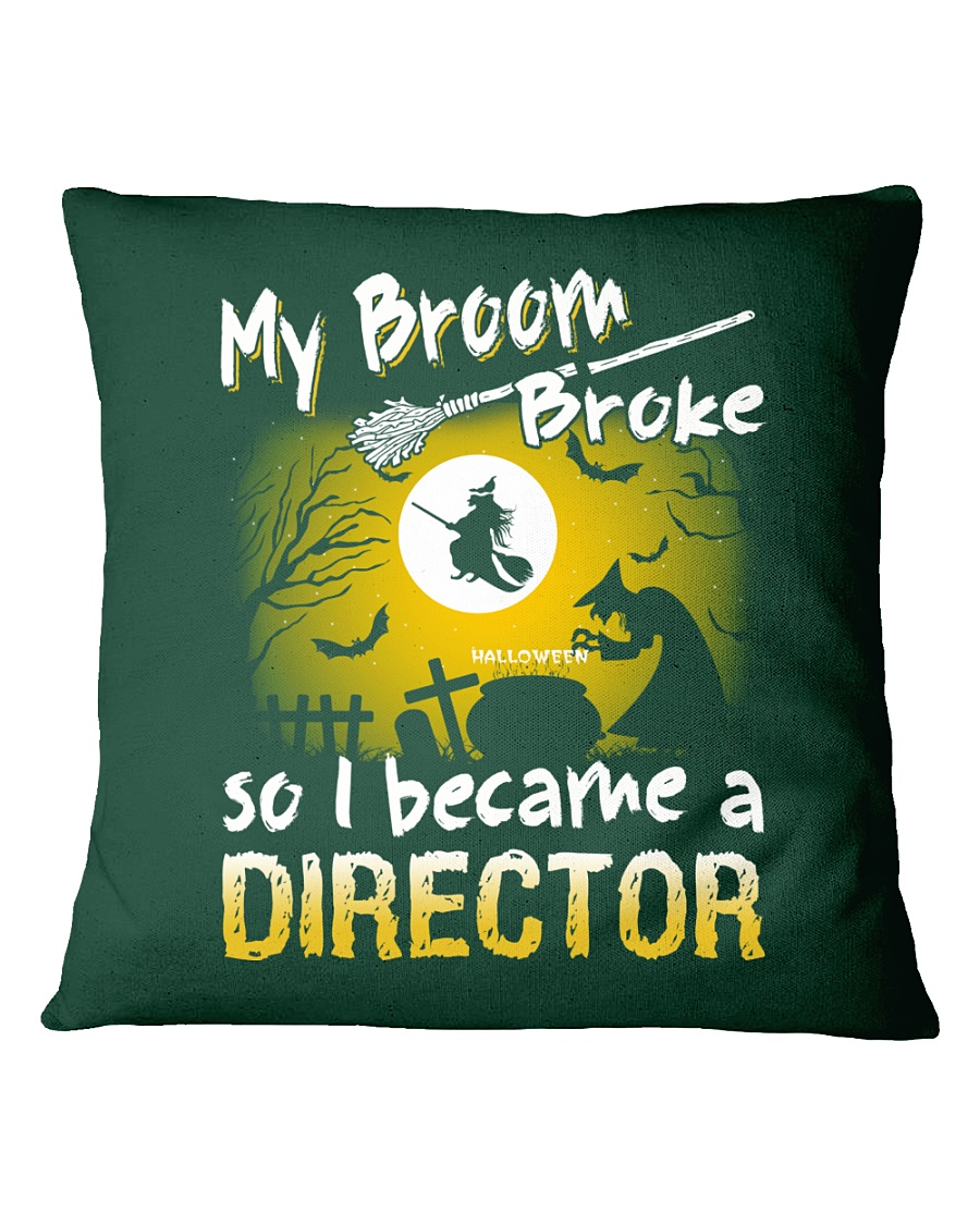 Director 2018 Halloween Costumes Square Pillowcase