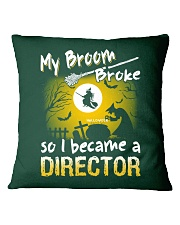 Director 2018 Halloween Costumes Square Pillowcase front