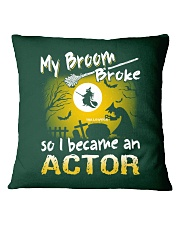 Actor 2018 Halloween Costumes Square Pillowcase front