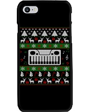 SYNTHESIZER UGLY CHRISTMAS SWEATER XMAS Phone Case thumbnail