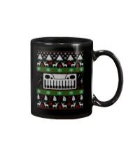 SYNTHESIZER UGLY CHRISTMAS SWEATER XMAS Mug thumbnail