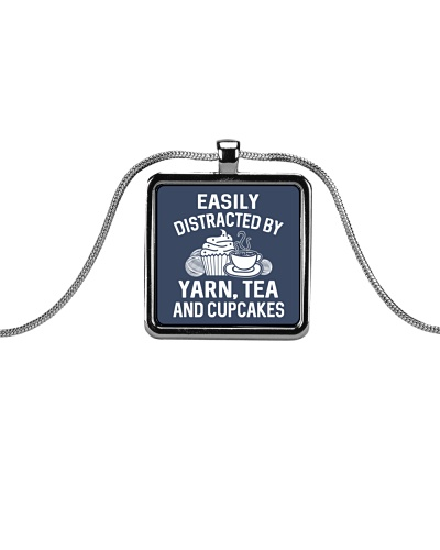 EASILY DISTRACTED BY YARN TEA AND CUPCAKES