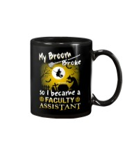 Faculty Assistant 2018 Halloween Costumes Mug thumbnail