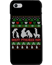 GREAT PYRENEES MOM UGLY CHRISTMAS SWEATER XMAS  Phone Case thumbnail