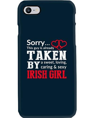 SORRY TAKEN BY A IRISH