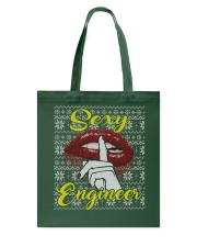 SEXY ENGINEER UGLY CHRISTMAS SWEATER ENGINEER XMAS Tote Bag thumbnail