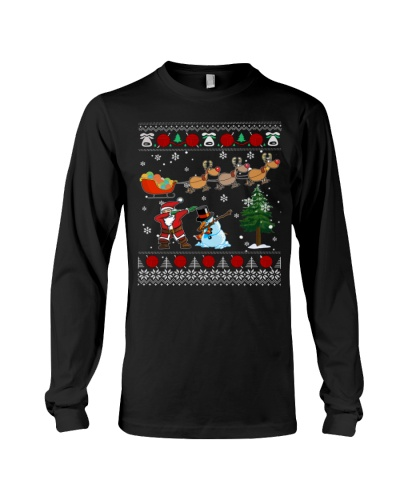 CROCHET UGLY CHRISTMAS SWEATER