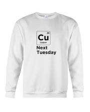 See You On Tuesday Crewneck Sweatshirt tile