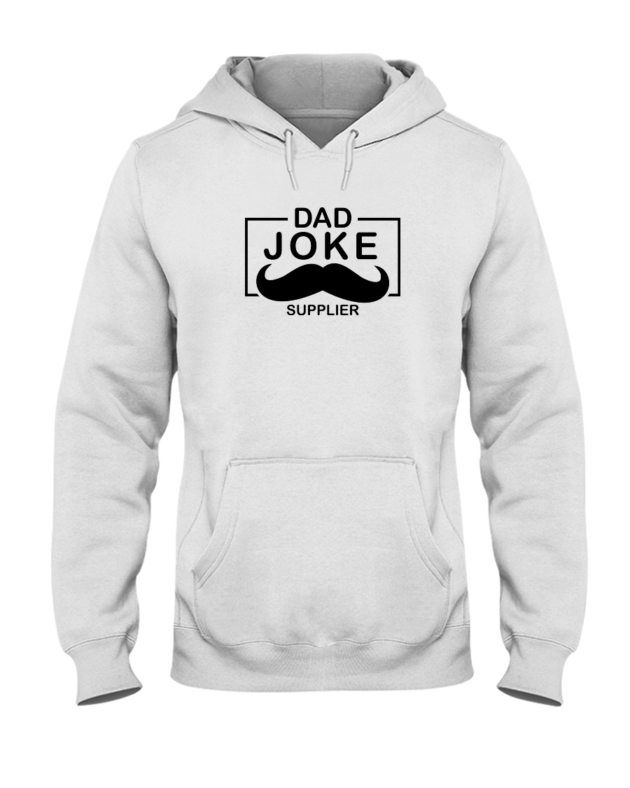 Dad Joke Supplier Hooded Sweatshirt