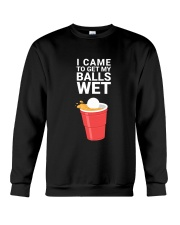 Pong Life Crewneck Sweatshirt thumbnail