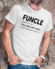 Funcle Classic T-Shirt lifestyle-mens-crewneck-front-4