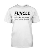 Funcle Premium Fit Mens Tee thumbnail