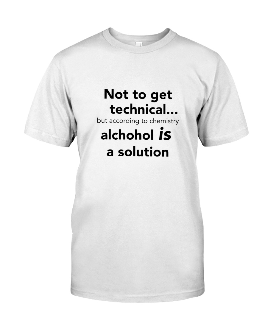 The Solution Classic T-Shirt