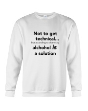 The Solution Crewneck Sweatshirt thumbnail