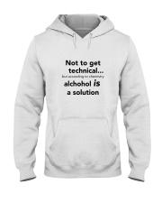 The Solution Hooded Sweatshirt thumbnail