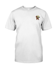 Wiggum Polo Classic T-Shirt front