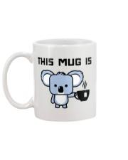 Koala Tea Mug Mug back