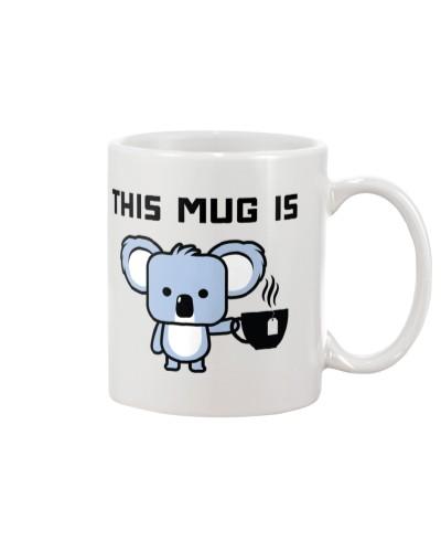 Koala Tea Mug