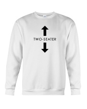 Two Seater  Crewneck Sweatshirt tile