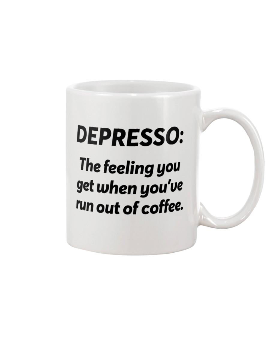 Depresso Mug Mug
