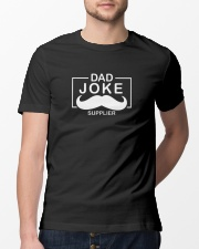 Dad Joke Supplier Classic T-Shirt lifestyle-mens-crewneck-front-13