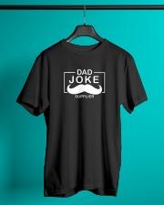 Dad Joke Supplier Classic T-Shirt lifestyle-mens-crewneck-front-3