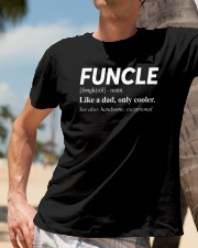 Funcle Classic T-Shirt lifestyle-mens-crewneck-front-11