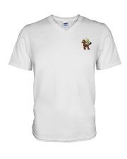 Wiggum Polo V-Neck T-Shirt thumbnail