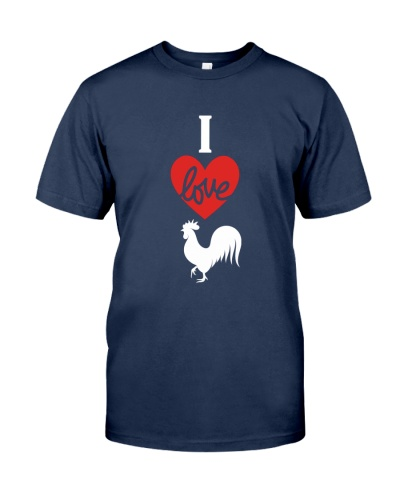 I Love Roosters