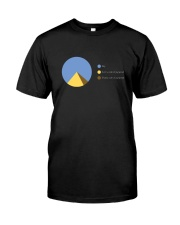 Pyramid Pie Classic T-Shirt thumbnail