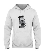 Do Not Touch Hooded Sweatshirt thumbnail