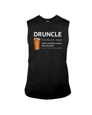 Druncle - Like a normal uncle only drunker Sleeveless Tee thumbnail